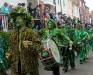 The Green Men Hastings Traditional Jack In The Green Festival 2009
