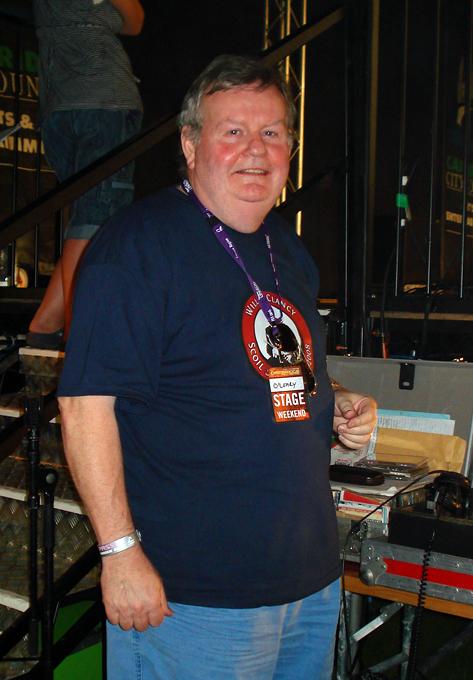 Al O Leary, Cambridge Folk Festival, 2008