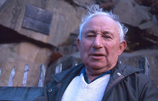 Benny Rothman, Mass Trespasser, Hayfield Quarry