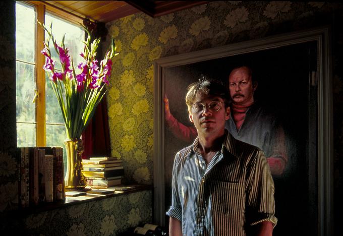 Tom Meyer, Poet, Corn Close, Dentdale