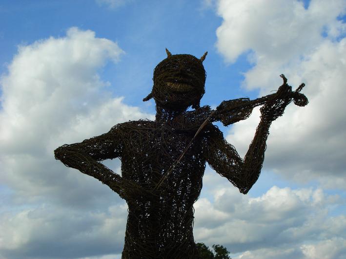 Devil Fiddler, Cambridge Folk Festival 2007