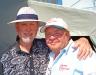 Danny Thompson And Geoff Hughes. Cropredy 2007