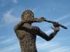 The Wicker Flute Player, Cambridge Folk Festival, 2008