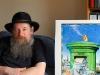 Joe Boske, Artist, Clifden, Connemara, Summer 2006