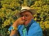 David Hockney at Corn Close, Dentdale 1995